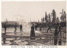 Waiting for the Splendid