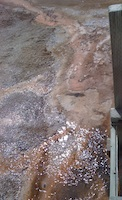 Tilt Geyser blowout