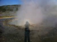 Glory in Sawmill eruption